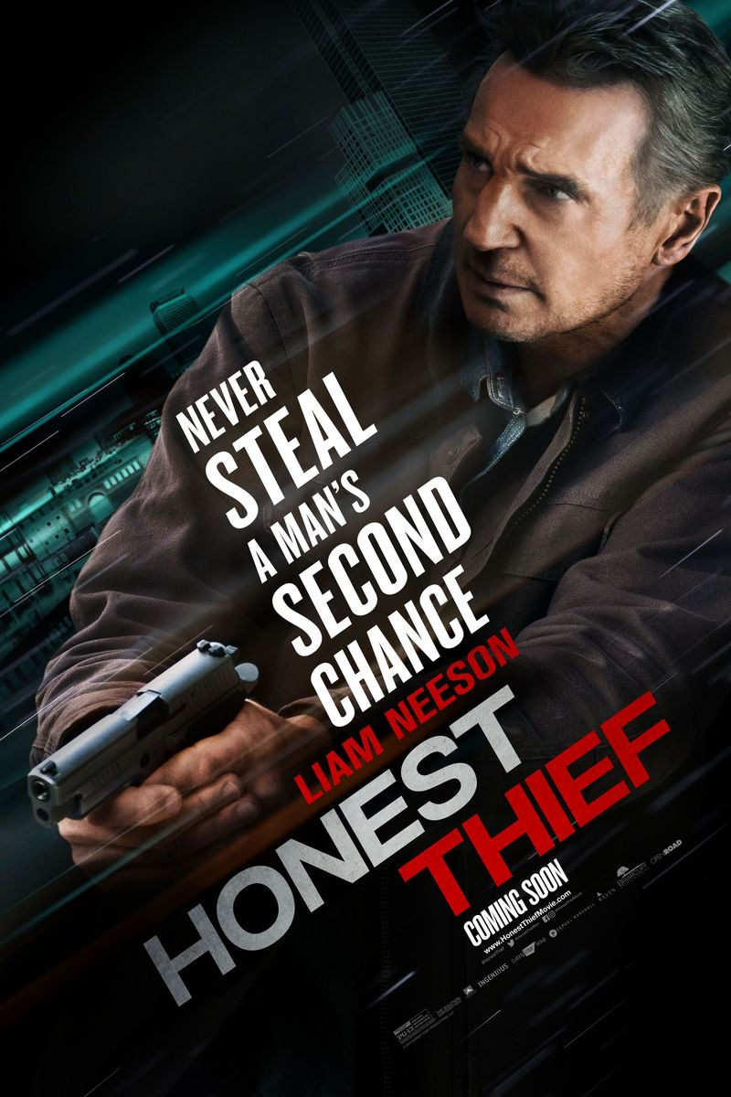 Honest Thief - Download new movies 2021 for free